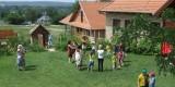 A szadai óvodában gyerekek játszanak